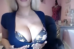 Sexy Latitudinarian Recorded On live #1 @HotGoddess (Mute)