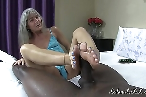 Blue Limbs Foot Job TRAILER