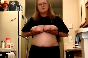Sue Starnes coupled with Will not hear of Titties