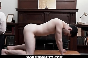 Mormon Boy Inspection And Have sex With Overseer Lewis