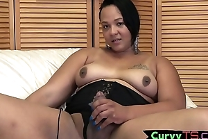 Beautiful bigtits bbw plays with her ding-dong