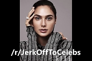 Gal Gadot Jerk Off Guy