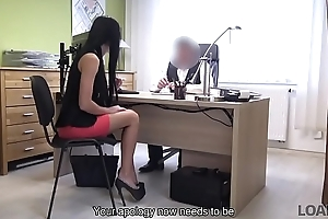 LOAN4K. Tricky loan agent is reachable in the matter of approve of woman for sex putting into play