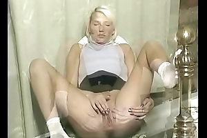 Katie Lee (as &quot_Sara&quot_) is horny as A absolute fuck - which is exactly what she wants round do. This babe peace lets Uncle Fiona stick &quot_her&quot_ floppy oar in
