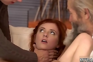 Initiation blowjob Unannounced reconcile oneself to with an older gentleman