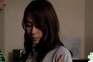 Japanese wife having an affair down another man hot lovemaking