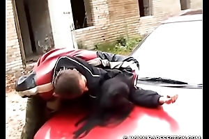 hardfuck in jalopy see part 2 : http://bit.do/bdsmhardsexxx