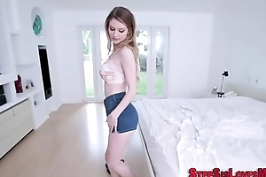 Teens tight pussy screwed