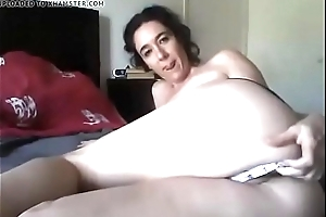 Horny2Cams.com - Milf On Webcam