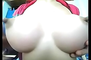 Chaturbate Model - Paulinahotx (long and hard nipples)